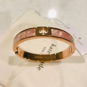 Kate Spade ♠️ Rose Gold Bracelet